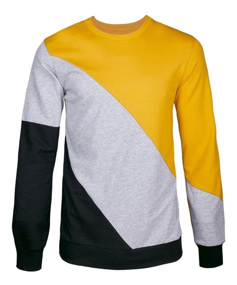 Sudadera Sweater Estampado Liso Casual Moda 6640521