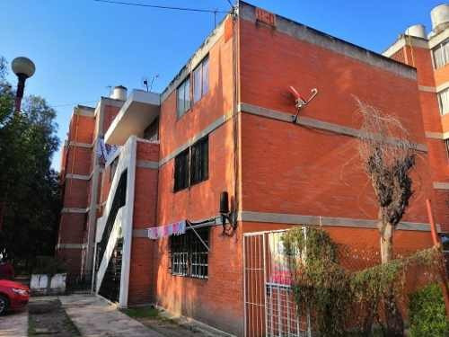 Departamento En Venta En Unidad Habitacional Infonavit Norte (ferrocarrilera)
