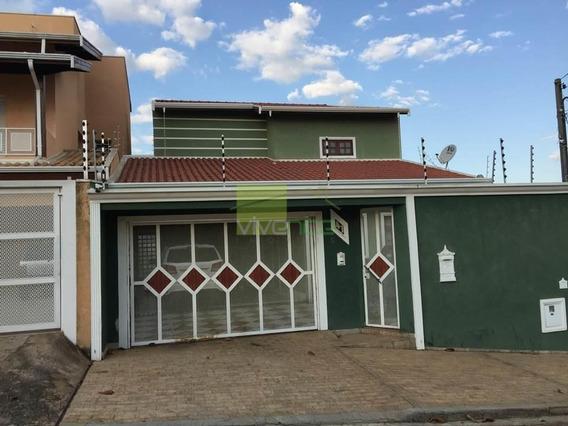 Casa Residencial À Venda, Jardim Anton Von Zuben, Campinas. - Ca0653