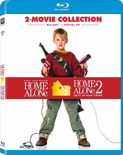 Blu-ray Home Alone / Mi Pobre Angelito / Incluye 2 Films