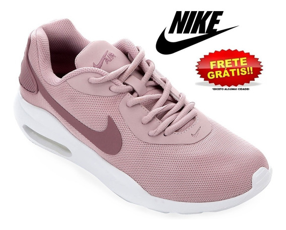 Tenis Nike Oketo Air Max Feminino Original