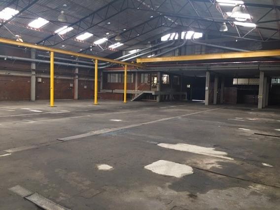 Bodega Zona Industrial Montevideo, Bogotá