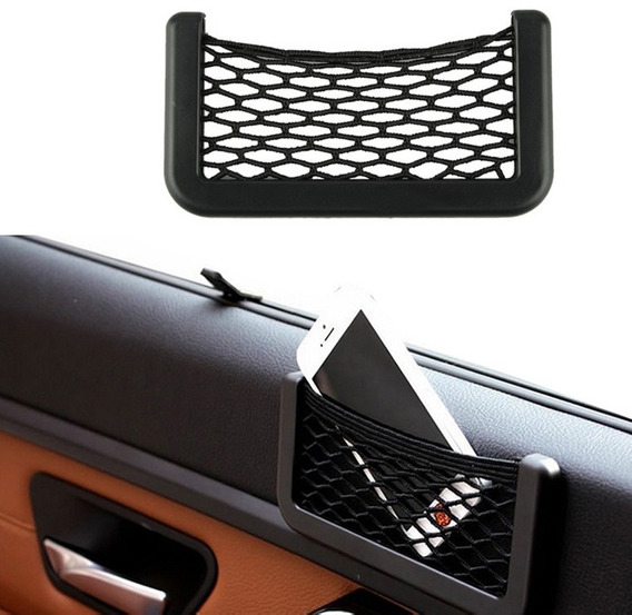 Porta Trecos Automovel Suporte Celular Moedas Oculos Cartões
