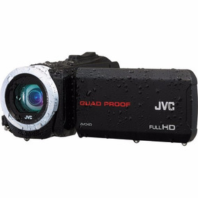Filmadora Jvc Gz-r70 Quad-proof Hd Camcorder- A Prova D