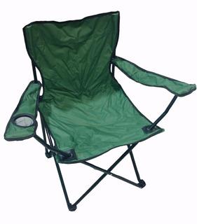 Silla Plegable De Playa Camping Pesca Outdoors