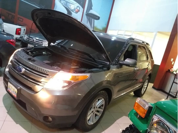 Ford Explorer Limited 2012 4x4
