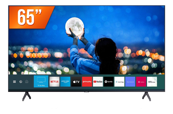 Smart Tv Led 65 Samsung Lh65bethvggxzd Ultra Hd 4k 2hdmi