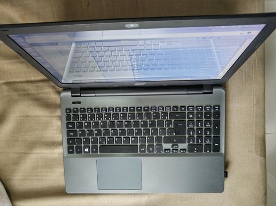 Notebook Core I5 5200u 12 Gb Ram   Ssd Evo 250gb Bem Cuidado