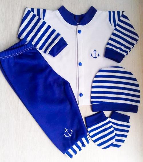 Conjunto/pijama De Algodón Para Bebés Y Recién Nacido