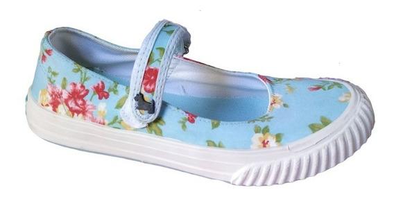 Zapatillas Guillermina Nena N° 34 Mimo & Co