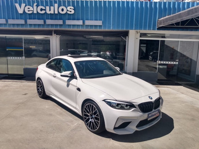 Bmw M2 3.0 24v I6 Gasolina Competition Coupé M Dct