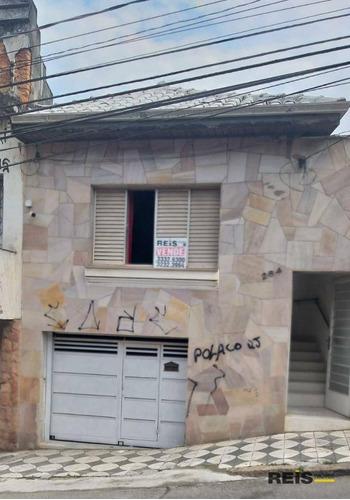 Imagem 1 de 12 de Casa Com 3 Dormitórios À Venda, 140 M² Por R$ 285.000,00 - Centro - Sorocaba/sp - Ca1681