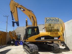 Excavadora Hidraulic Caterpillar 330dl 2006 Recien Importada