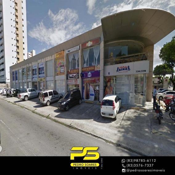 Sala Para Alugar, 33 M² Por R$ 1.000/mês - Tambauzinho - João Pessoa/pb - Sa0171