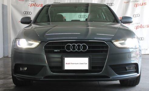 Audi A4 2.0t 225hp