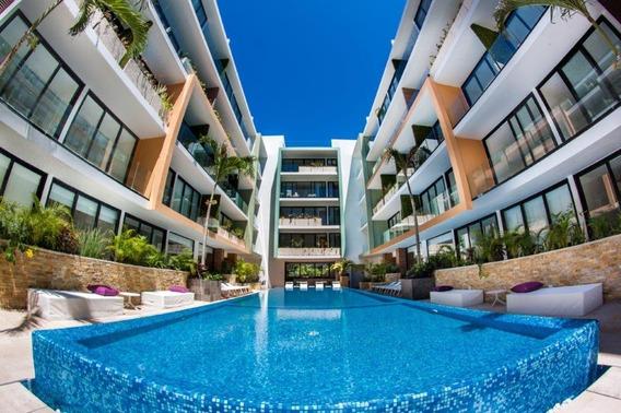 Se Vende Departamento 1 Hab Menesse The City Playa Del Carmen P2138
