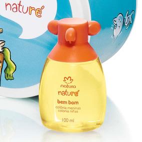 Colônia Natura Naturé Bem Bom Meninas 100ml Perfume Criança