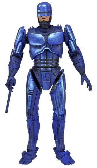 Robocop Neca Boneco Robô Polícia Herói Game Filme Ação Show