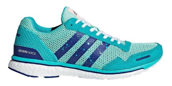 Tenis Dama adidas Adizero Adios 3 W Running Cm8361