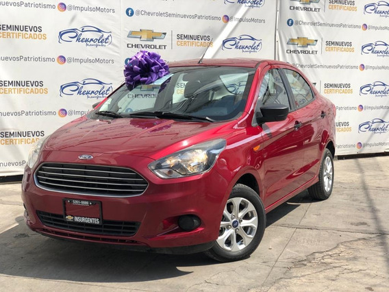 Ford Figo 2017 1.5 Energy Sedan Mt