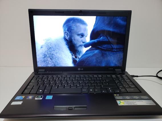 Notebook Lg A510 I7 4gb Ssd 120gb + Hdmi