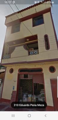 Vendo Casa De 3 Pisos En Juanjui