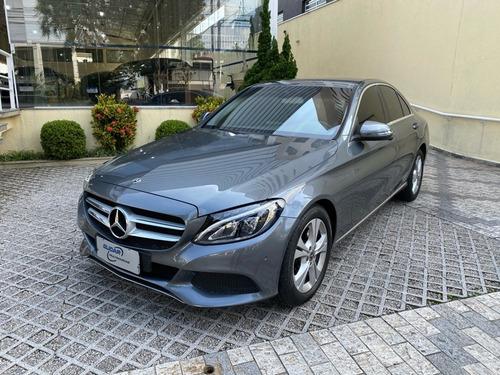Mercedes-benz C 180 1.6 Avantgarde 16v Sedan Flex 4p Automat