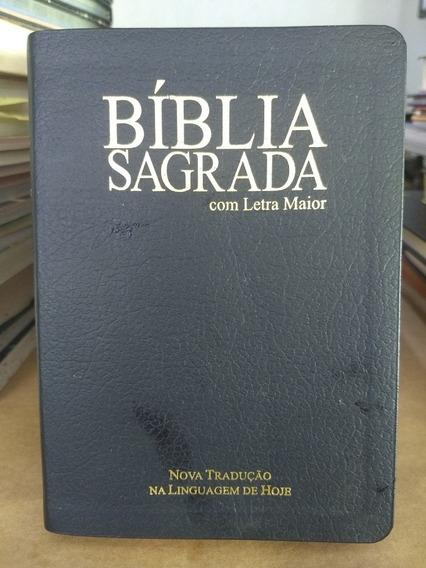 Bíblia Sagrada .com Letra Maior