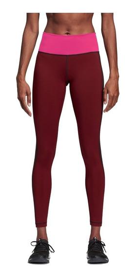 Leggins Malla Deportiva Believe Highrise Mujer adidas Cz7946