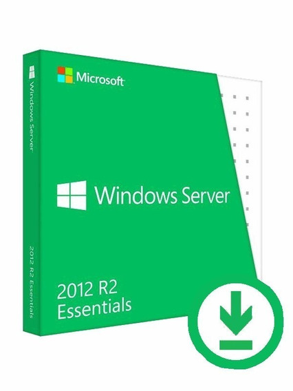 Windows Server 2012 R2 Essentials - Original® + Nf-e