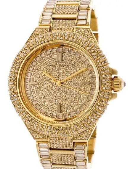 Relógio Feminino Michael Kors Mk5720 Cravejado