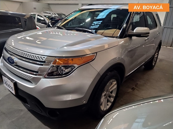 Ford Explorer Limited 3.5 4x4 Aut 5p 7 Pas 2012 Mbs116