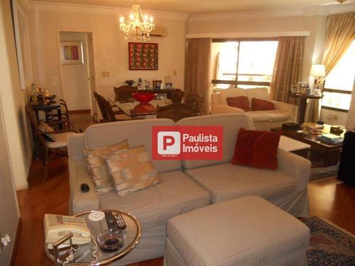 Apartamento À Venda, 157 M² Por R$ 1.850.000,00 - Moema - São Paulo/sp - Ap29591