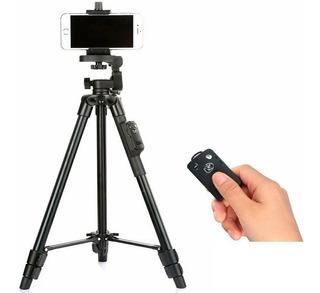 Tripode Celular Tripode Para Camara Fotografia Control 115cm