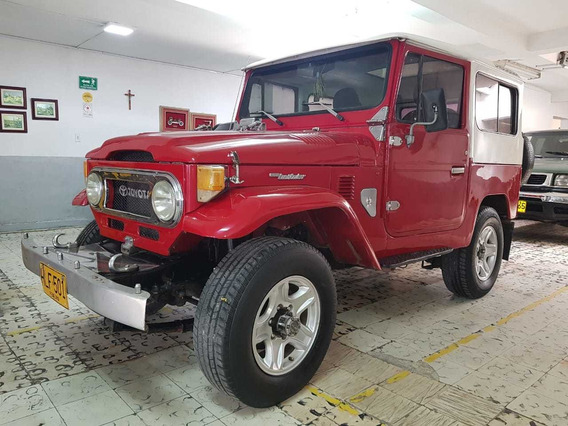 Toyota Land Cruiser 1976