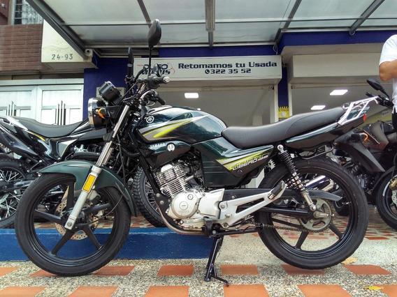 Yamaha Libero 125 Modelo 2019 Al Día ¡papeles Nuevos!
