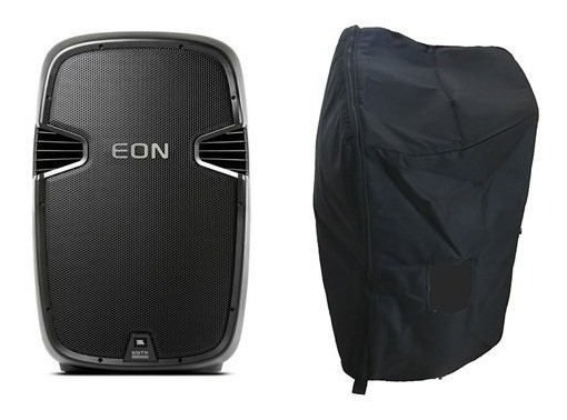 Bag Capa Para Caixa Som Jbl Eon 515 Xt Almofadada