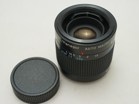 Macro Converter 1:1 Panagor M42 Canon Fujifilm Nikon Sony
