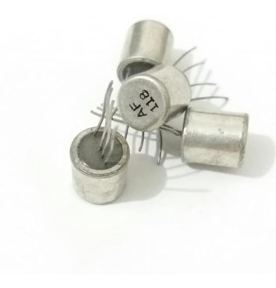 Transistor Ge Af118 - Subst Af114 Af115 Af116 Leia Descrição