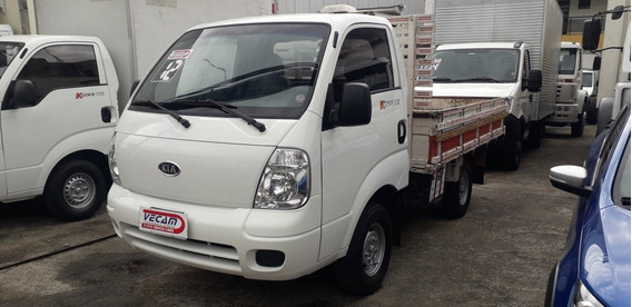 Kia Bongo 2.5 Std 4x2 Rs Turbo C/ Carroceria 2p 2012