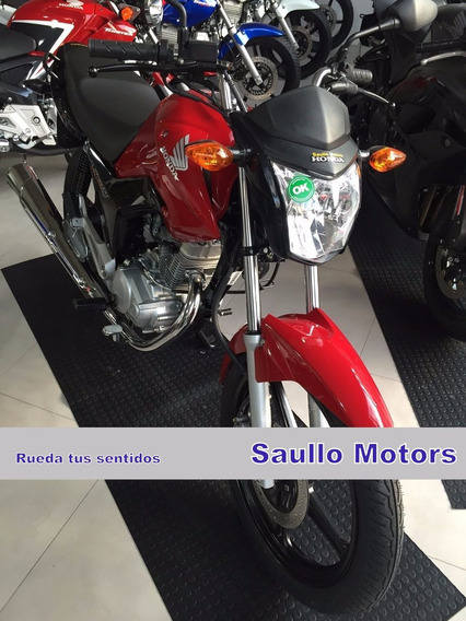 Honda Cg 150 Titan 0km Entrega Inmediata!!! - Saullo Motors