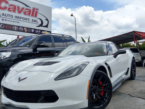 Chevrolet Corvette Z06 Supercharged V8 Blanco 2016