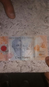 Nota Rara De Pedro Álvares Cabral De $10 Reais
