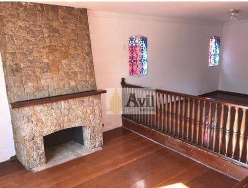 Prédio Para Alugar, 350 M² Por R$ 8.000,00/mês - Anália Franco - São Paulo/sp - Pr0060