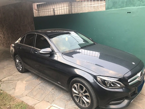 Mercedes Benz Clase C 2.0 C250 Avantgarde 211cv At 2015