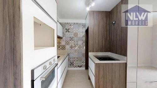 Studio Com 1 Dormitório À Venda, 35 M² Por R$ 285.000,00 - Cambuci - São Paulo/sp - St0174