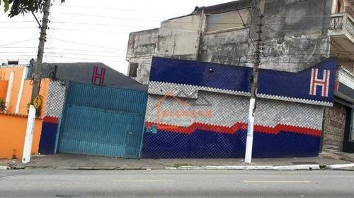 Imagem 1 de 8 de Galpão À Venda, 416 M² Por R$ 1.800.000,00 - Jardim Caguassu - São Paulo/sp - Ga0014
