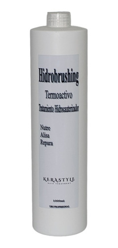 Hidrobrushing Termoactivo 1lt 3x2