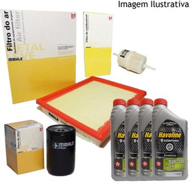 Kit Revisão Fiat Siena Essence Sporting 1.8 Flex 2010/ 5w30