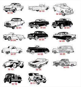 Adesivos Carros Antigos